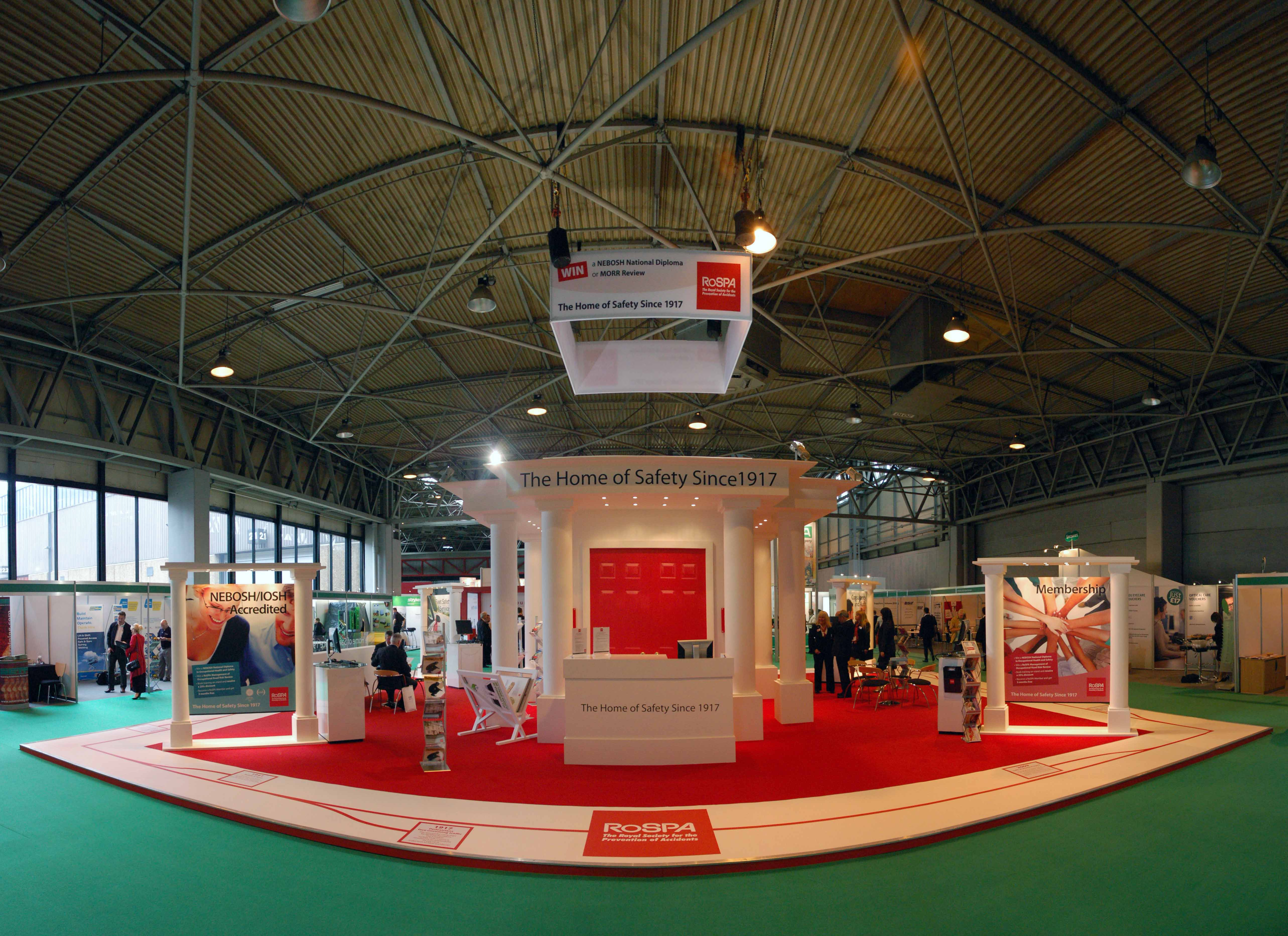 Exhibition Stand Health And Safety : Health and safety culture safetygonesane