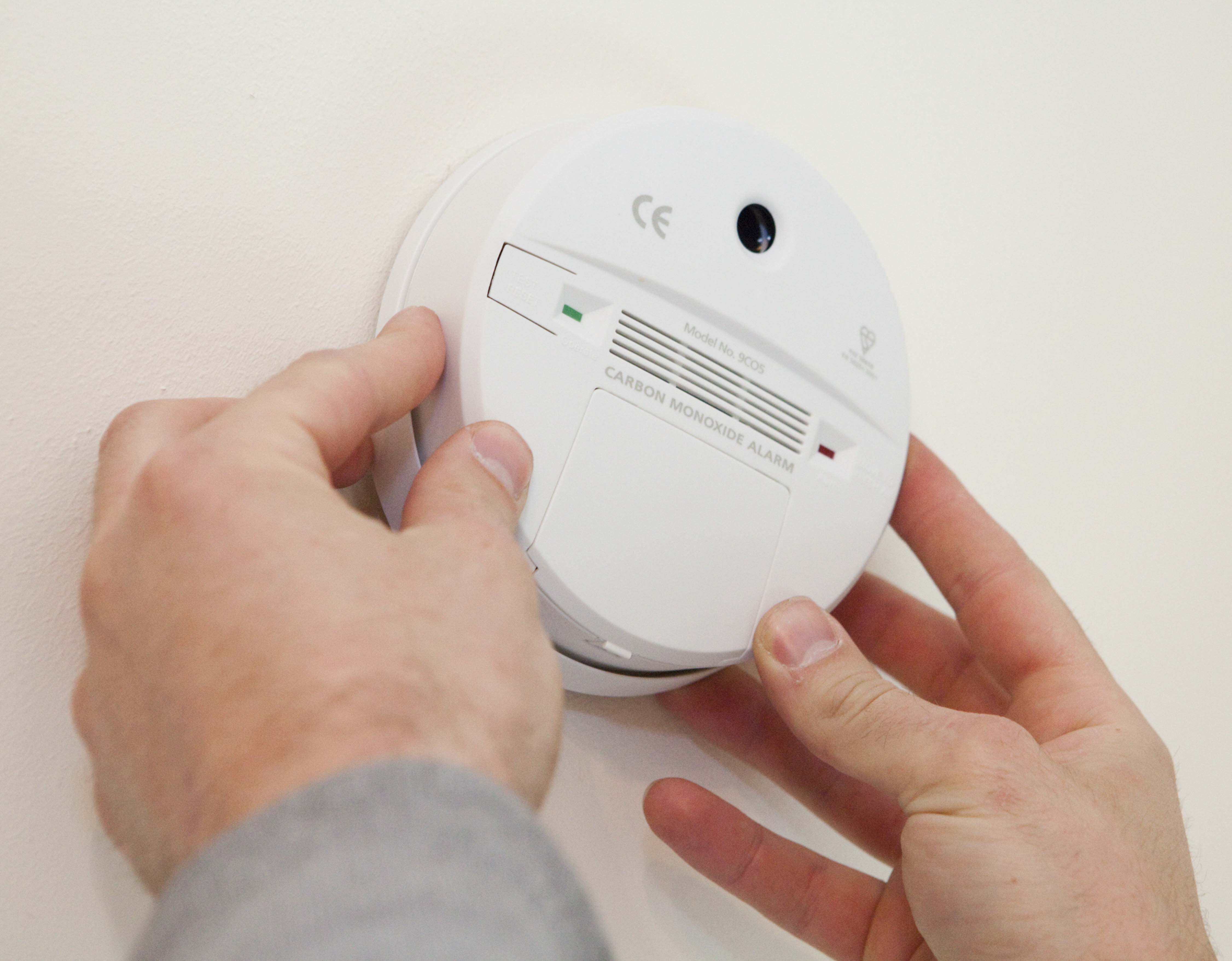 how to get a free carbon monoxide detector