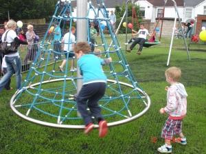 Karolina Park Bridgend Wales child safety