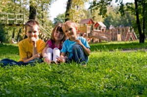 outdoor play safety risk