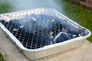 barbecue camping CO poisoning carbon monoxide