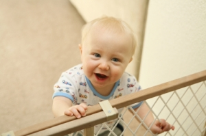 baby child safety in the home