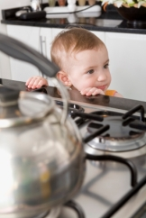 child safety RoSPA kitchen liquitab scalds burns