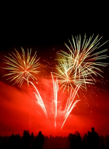 Firework Code Bonfire Night safer fireworks