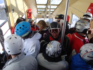 skiing Austria ski helmets Tom Mullarkey