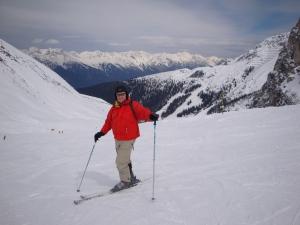 skiing ski helmets Austria Tom Mullarkey
