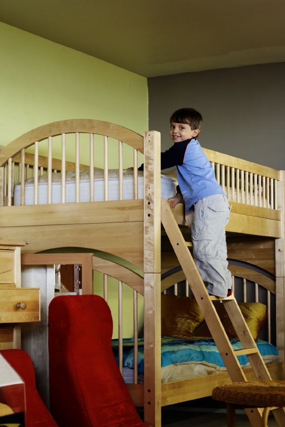 recommended age for bunk beds 2