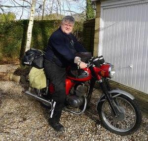 Roger B bike pic